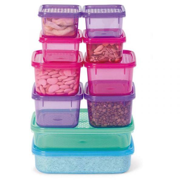 Decor Tellfresh Jewel Container 10pcs