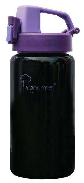la gourmet 3r 0 56l touch n flip pearl black
