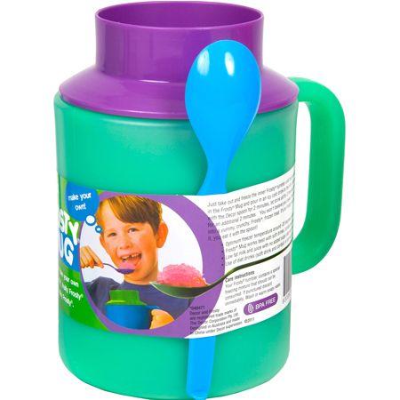 Decor Frosty Mug Assorted 300ml Buy 1 Get 1 Free