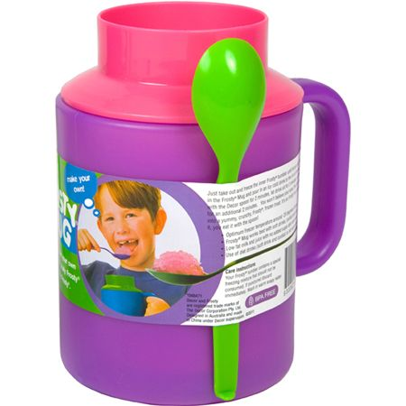 Decor Frosty Mug Orted 300ml 1 Get Free