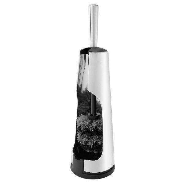 Brabantia Toilet Brush.Brabantia Toilet Roll Dispenser Toilet Brush And Holder Brilliant Steel