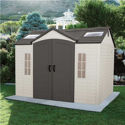 Outdoor Storage Shed 10 X 8ft 60005